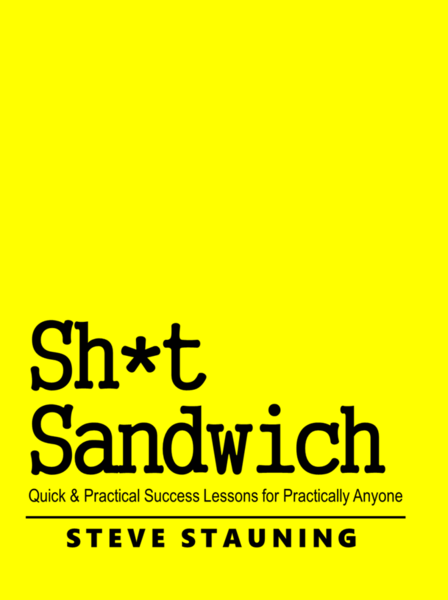"It's no Cookbook; but ""Sh*t Sandwich"" Definitely Includes Recipes"