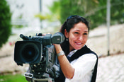 <strong>Haifaa Al-Mansour, the first female Saudi filmmaker, will speak at the 5th Annual Woman to Woman Conference on November 14 at the Skirball Cultural Center in Los Angeles</strong>