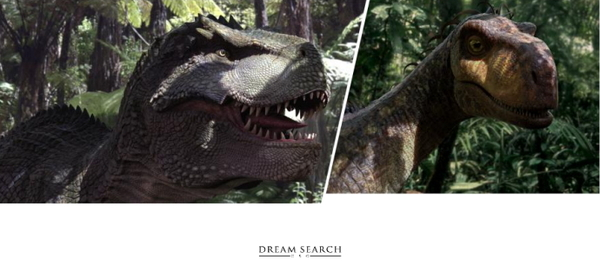 "Dream Search C & C Introduces its Animation Film, ""Dino King 3D: Journey to Fire Mountain"", to American Film Market"