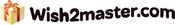 <strong>Logo of wish2master.com</strong>