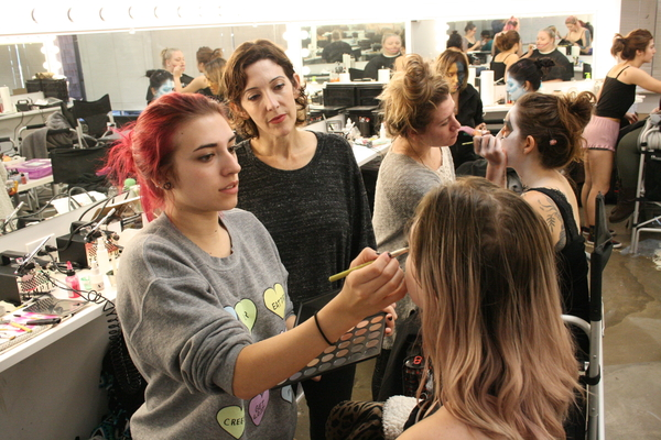 From Brushstrokes to Pen Strokes The Art of Makeup School Moves to Portland