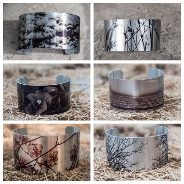 New Collection of Wearable Art Cuff Bracelets Offer Unique Gift Option for the Holidays