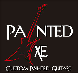 Painted Axe Guitars: Powerful, Lucrative Method to Gain Attention, Maximize Fundraising & Connect to New Customers