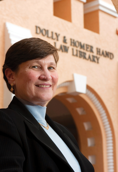 American Bar Association honors Professor of Law Ellen Podgor with Raeder-Taslitz Award