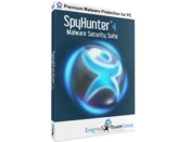 SpyHunter - an adaptive malware removal tool that provides rigorous protection against the latest malware threats.