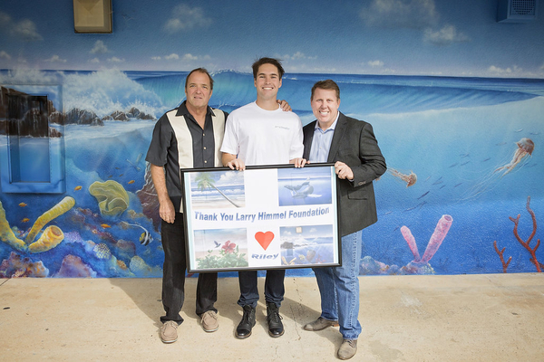 Jackson Design and Remodeling Teams Up with the Larry Himmel Neighborhood Foundation; Donates Murals to Riley Special Day School