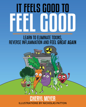 Cheryl Meyer, Author Of New Health Book, 'It Feels Good To Feel Good', Named As Finalist In '50 Great Writers You Should Be Reading' Book Awards