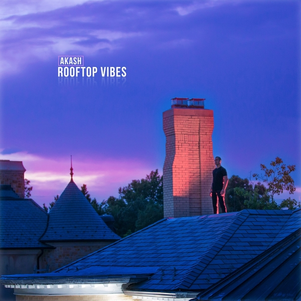 "AKASH Celebrates ""Rooftop Vibes"" with Album Party November 25th"