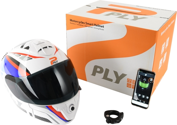 eCELL Electronics Unveils its New Smart Helmet
