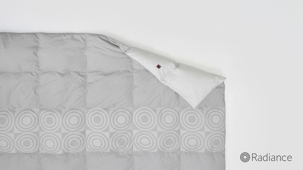 Radiance Launches World's First Wireless Heated Comforter 'Radishine' Through Kickstarter