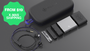 POLATAP: Premium Bluetooth Audio + Battery Kit for Travelers