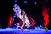 <strong>Burlesque Holiday Spectacular by Erika Moon, December 16h @ Fillmore (Gleason Room) Miami Beach Miami Beach
