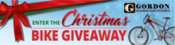 <strong>Enter the Christmas Bike Giveaway</strong>