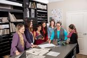 <strong>Tatiana Machado-Rosas mentors designers at Jackson Design and Remodeling.</strong>
