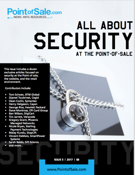 Security At The Point-of-Sale – The Latest Digital Magazine from Pointofsale.com