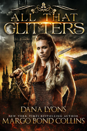 Authors Margo Bond Collins And Dana Lyons Announce Release Of New Reverse Harem Novel, 'All That Glitters'