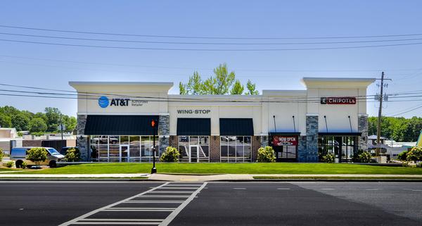 Tucker Village Shopping Center Sold for $3.3 Million