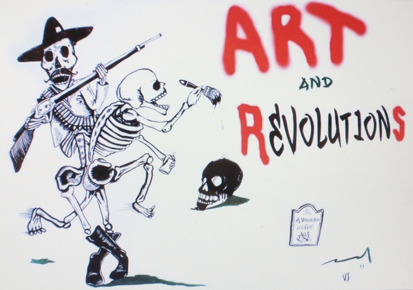 Documentary on Famed Mexican Day of the Dead Artist Jose Guadalupe Posada: Searching for Posada: ART and Revolutions, to Screen at San Jose State University: December 7, 2017