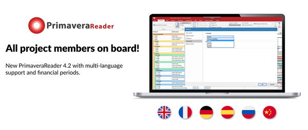 All Aboard with the New PrimaveraReader
