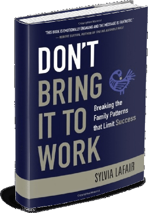 The Best Christmas Gift For Bosses – Multi-Awarding Winning Book, 'Don't Bring It To Work' By Sylvia Lafair