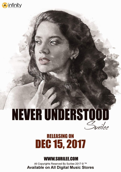 "SuriLee Releases New Music Video for Single ""Never Understood"""