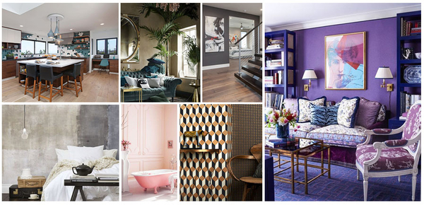 18 Top Interior Design Trends for 2018: Jackson Design and Remodeling Says Vivid Colors, Rich Textures and Bold Geometric Patterns Feature Prominently in a Year of Intensity and Simplicity
