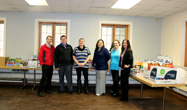 The Douglas Company Partners with The Family House for Local Food Donation