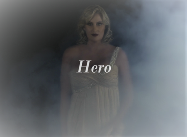 "Hollywood Cinematic Artist ""Angel"" Releases Debut Project ""Hero"" January 11th"