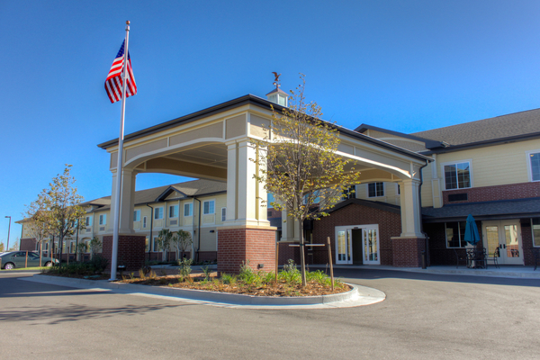 Spectrum Retirement Communities Named Among Best of Senior Living