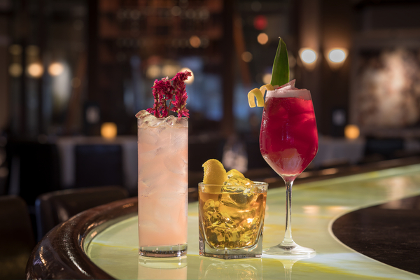 New Craft Cocktails Welcome the New Year at Perry's Steakhouse & Grille in Oak Brook