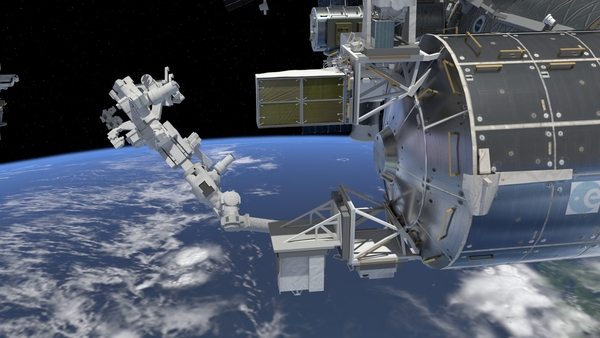 Sensor to Monitor Orbital Debris Outside Space Station