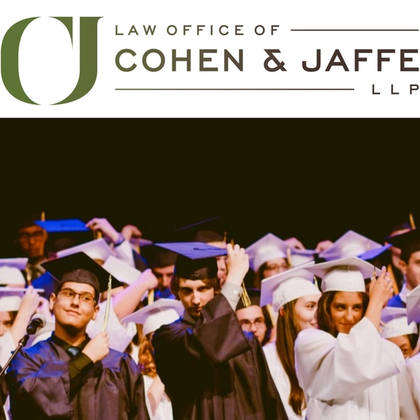 Cohen & Jaffe to Award Students $2,250 for College Expenses in Scholarship Competition