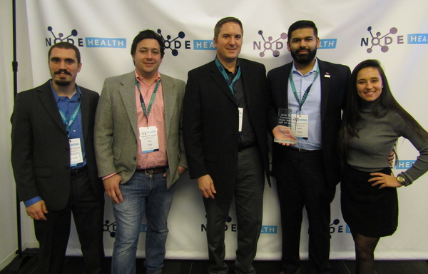 Rx.Health Receives First Place Award at NODE Health's Inaugural Digital Medicine Conference