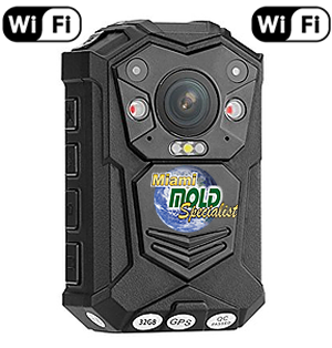Miami Mold Specialists Rolls Out State of the Art Body Camera Technology