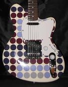 <strong>Dig Those Dots - Ibanez Talman offers a flashback to 1960s.</strong>