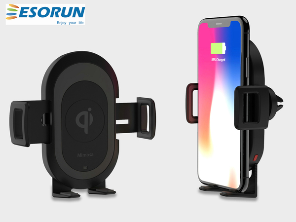 One Unique Car Mount with Automatic Operation Is Released By Esorun