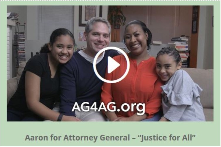 "Aaron Goldstein's ""Every Day I Fight"": Return the Illinois Attorney General's Office to the People"
