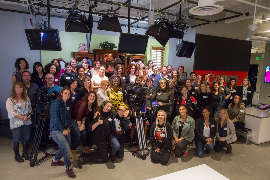Women In Media Continues Promoting Action To Achieve Gender Parity By Connecting Highly Qualified Below-The-Line Women With Working Cinematographers Highlighting Their Call To Action. #HireTheseWomen!