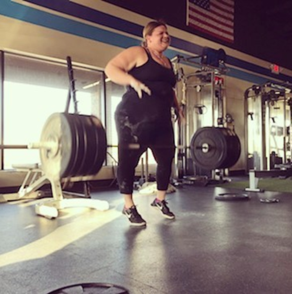 Minnesota Woman Lost 187 Pounds in One Year Doing CrossFit