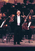 <strong>Barry Ross, KSO Concertmaster Emeritus</strong>