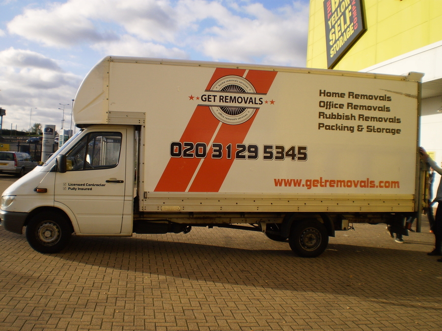 Get Removals Ltd. Adds 5 More Trucks to Its Impressive Fleet