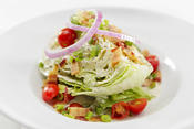 <strong>Perry's Steakhouse & Grille Wedge Salad</strong>