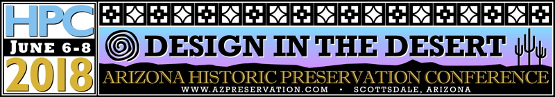 Early Registration Opens for 2018 Arizona Historic Preservation Conference in Scottsdale