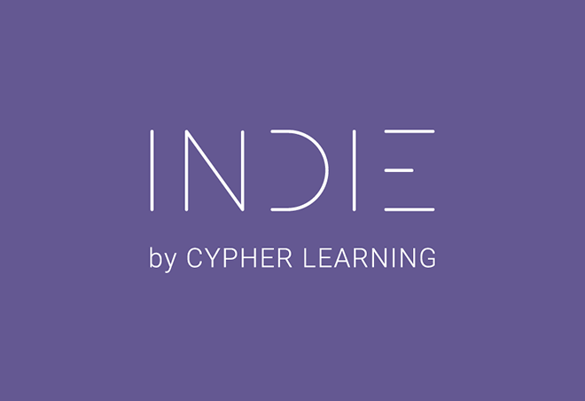CYPHER LEARNING Launches INDIE: the Best LMS for Entrepreneurs That Want to Create and Sell Online Courses