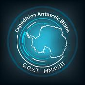 <strong>Expedition Antarctic Blanc - Official Logo</strong>