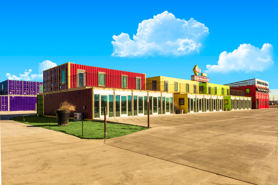 Fort Worth Shipping Container Business Park's Graffiti and Street Art Festival and Dog-Friendly Fun Day Listed in DFW Visitors Guide