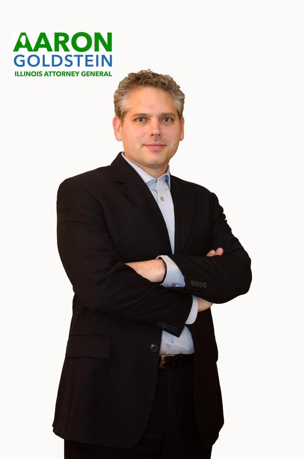 Progressives of Kane County Endorse Aaron Goldstein for Illinois Attorney General
