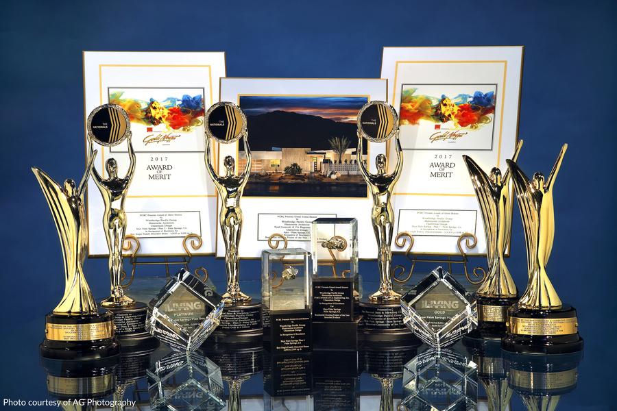 Skye Palm Springs Sweeps Homebuilding Awards In Historic Win