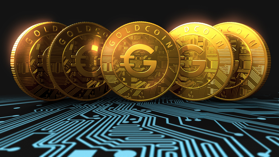 GOLDCOIN (GLD) Steady Amid Crypto Chaos