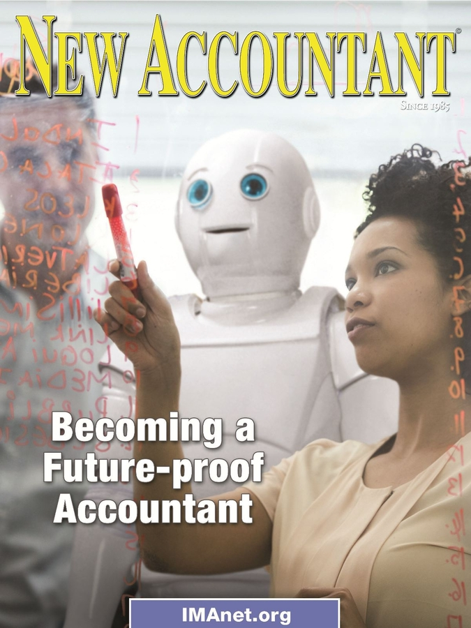 How to BEAT the FUTURE in New Accountant's Latest Issue